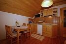Apartmán - kuchynský kút
