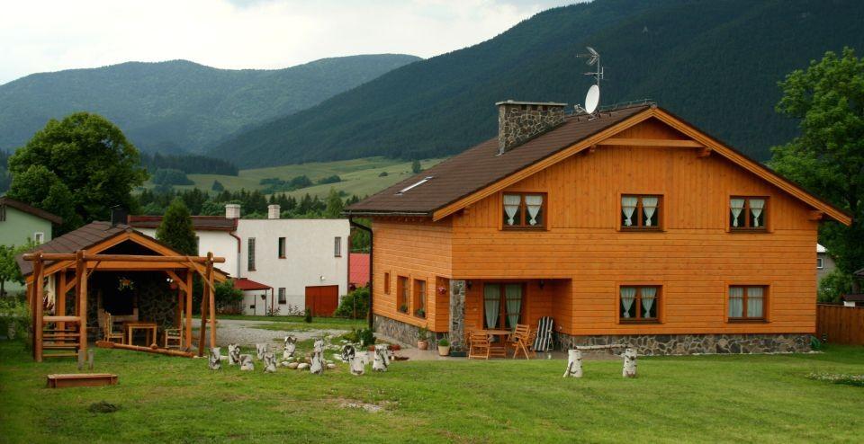 Apartmány Anička